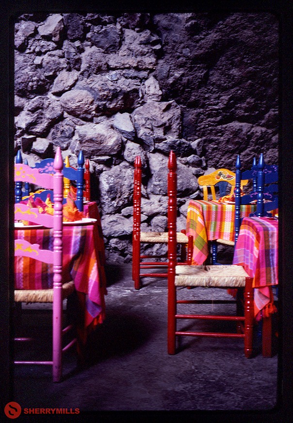 Teotihuacan Chairs